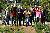 22.09.2013 Eröffnungsfeier Radpark Wachau_6